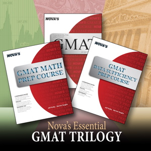 GMAT Review Books